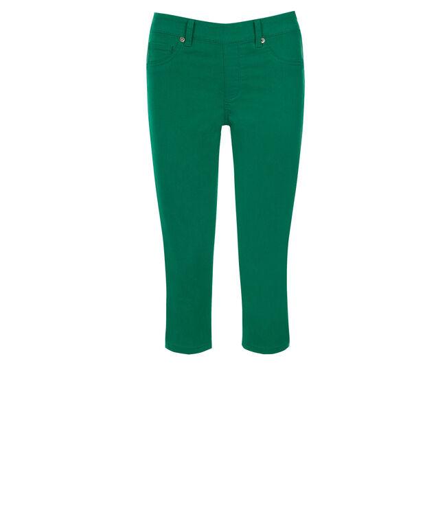 ... Ultimate Ultra Soft Capri Jegging, Sea Green, hi-res - Capris & Crops